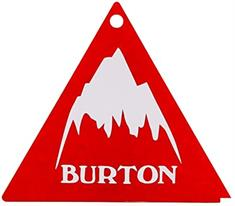 Burton Tri Scraper wax schraper midden grijs