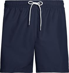 Calvin Klein KMOKM00434 Medium Drawstring heren beach short blauw