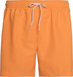 Calvin Klein KMOKM00434 Medium Drawstring heren beach short oranje