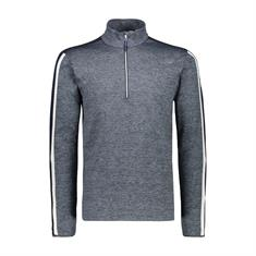 Campagnolo Man Sweat heren ski pulli blauw