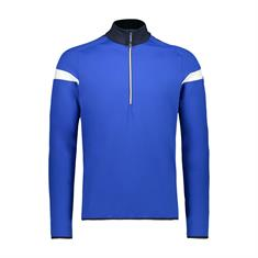 Campagnolo Man Sweat Softtech heren ski pulli kobalt