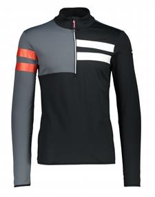 Campagnolo Man Sweat Softtech heren ski pulli zwart