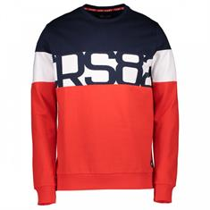 Cars Alcamo jongens casual sweater rood
