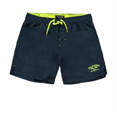 Cars DAYER NYLON NAVY heren beach short marine