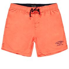 Cars DAYER NYLON NEON ORANGE heren beach short oranje