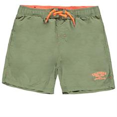 Cars DAYER NYLON OLIVE heren beach short groen