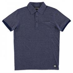 Cars Dukes.indigo heren polo denim