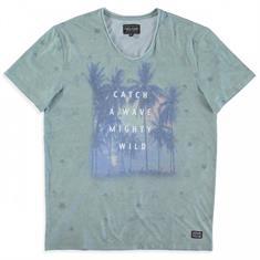 Cars jongens shirt mint