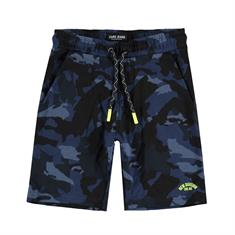 Cars KIDS ALSTON SHORT NAVY jongens short blauw dessin
