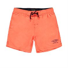 Cars KIDS DAYER NYLON NEON ORANGE jongens beachshort oranje