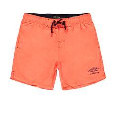 Cars KIDS DAYER NYLON NEON ORANGE jongens zwemshort oranje