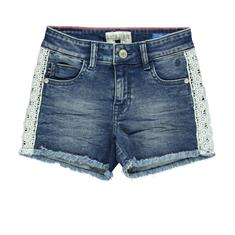 Cars KIDS DITA SHORT STW/BL USED meisjes short denim