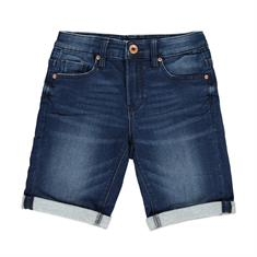 Cars Kids TUCKY Short Dark Used jongens short denim