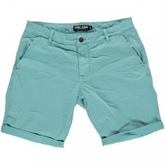 Cars Tino Short heren casual short aqua-azur