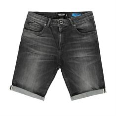 Cars TRANES SHORT DEN.BLUE BLACK heren casual short zwart
