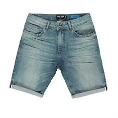Cars TRANES SHORT DENIM CAST US heren casual short blue