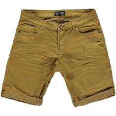 Cars TUCKY Short Col.Dark Khaki heren casual short khaki