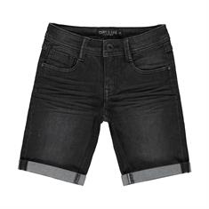 Cars TUCKY Short Den.Black Used heren casual short zwart