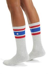 Champion Crew Socks sportsokken midden grijs
