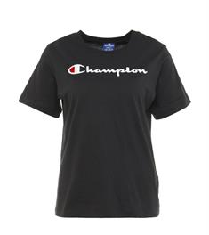 Champion dames shirt zwart