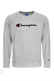 Champion dames sweater midden grijs