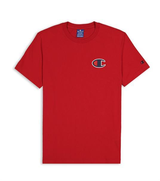 Champion heren shirt rood