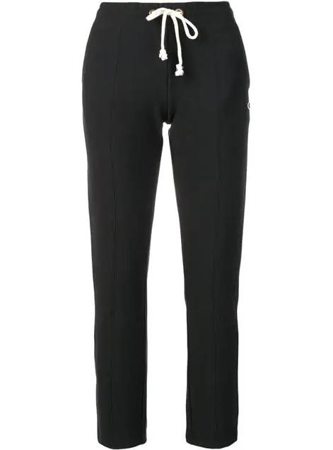 Champion Reverse Weave Jogger dames sportbroek zwart