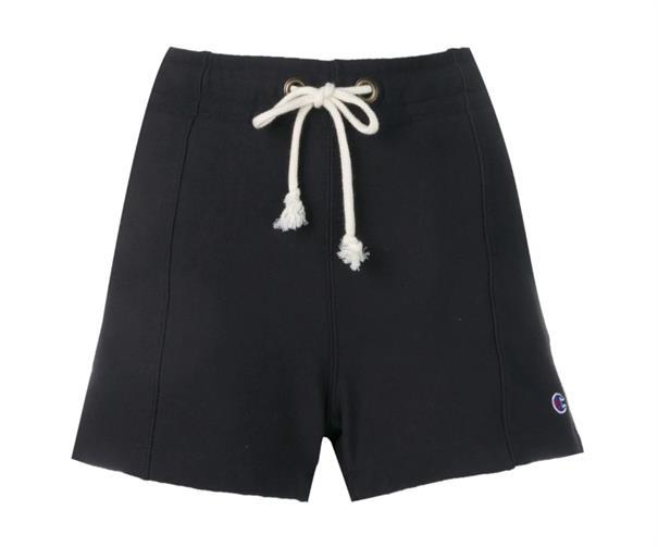 Champion Shorts dames sportshort zwart