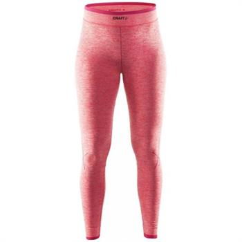 Craft A.Comfort Long Pant Dames thermobroek pink