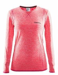 Craft A.Comfort Ronde H dames thermoshirt pink
