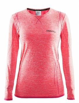 Craft A.Comfort Ronde H Dames thermoshirt pink