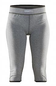 Craft Act.Comfort Knicker dames thermobroek grijs dessin