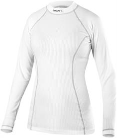 Craft Active lange mouw dames thermoshirt wit