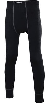 Craft Active Pant JR. junior thermobroek zwart
