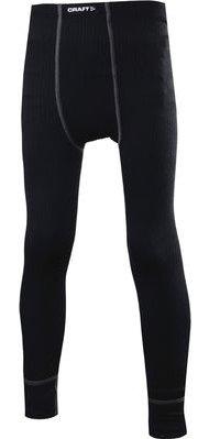 Craft Active Pant JR. junior thermobroek zwart
