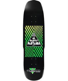 Creature Partanen 8.5 skateboard zwart