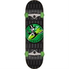 Creature skateboard zwart