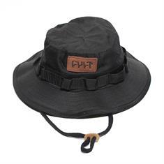 Cult Boonie Hat caps zwart