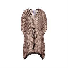 Cyell 910455.3090 style 455 dames strand jurk rose