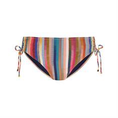 Cyell Delhi Hot Pant High bikini slip blauw