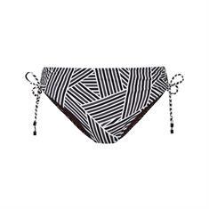 Cyell Style 211 bikini slip zwart dessin