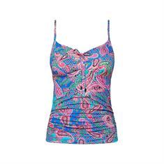 Cyell Sublime Tankini Cup D bikini top blauw