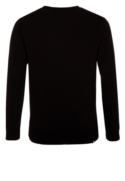 DC Shoes braking crew black jongens sweater zwart