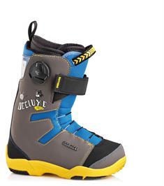 Deeluxe Deeluxe Junior jr snowboardschoen donkerbruin