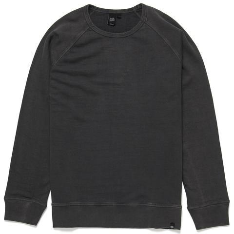 Afbeelding van DEUS Arthur Crew Heren sweater midden grijs