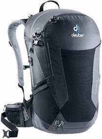Deuter Futura 28 liter outdoor rugzak zwart