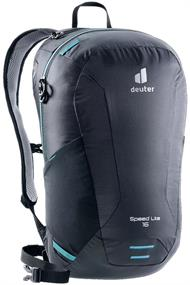 Deuter Speed Lite 16 outdoor rugzak zwart