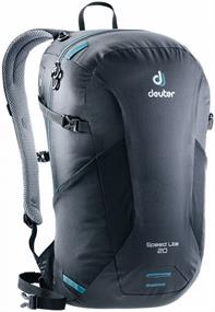 Deuter Speed Lite 20 outdoor rugzak zwart