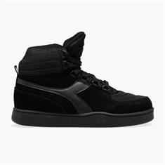 Diadora Mi Basket Moon dames sneakers zwart