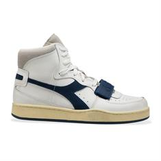 Diadora Mi Basket Used heren sneakers wit